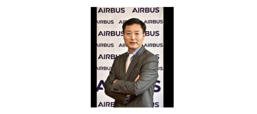 George Xu appointed CEO of Airbus China