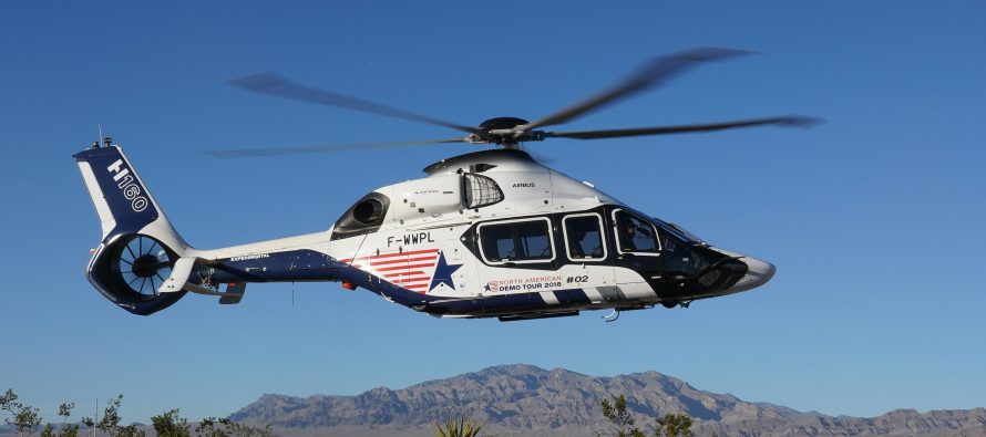 H160 coming to Heli-Expo