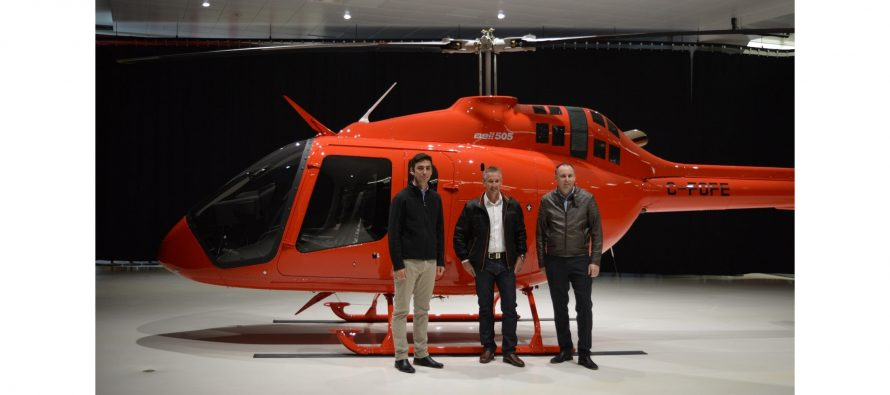 Bell 505 enters Asia Pacific market