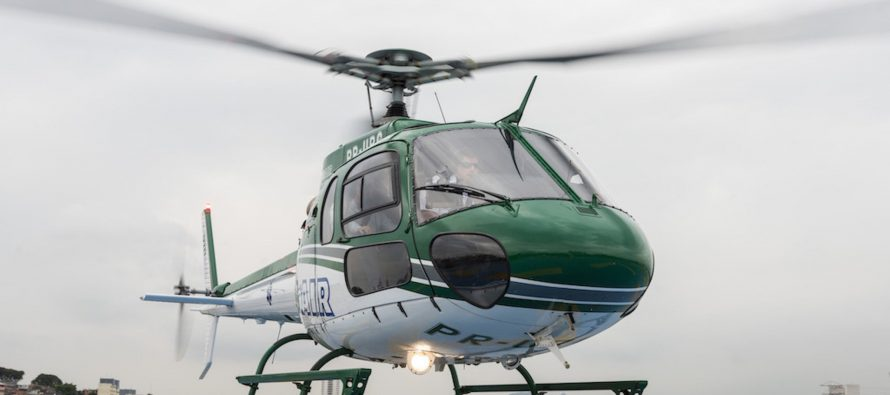 Voom joins Airbus Helicopters