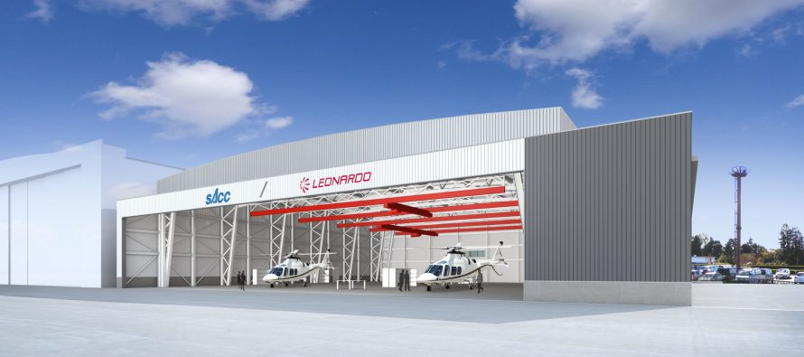 Leonardo partners with SACC to open Japanese MRO base