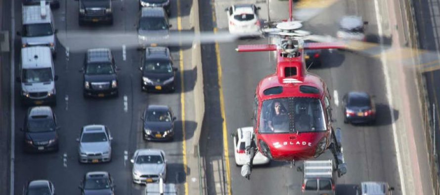 Airbus Helicopters partners with Blade to boost Urban Air Mobility business
