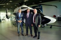 SBAIR appointed official distributor and service centre of Airbus Helicopters in Turkey