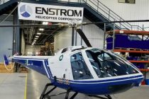 Enstrom 280FXs accepted by the Global Services and Solutions of Pakistan