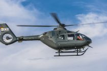 Milestone leases four H135s to ADAC, secures army order