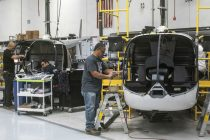 Robinson Helicopter Production Picked up Steam in 2017