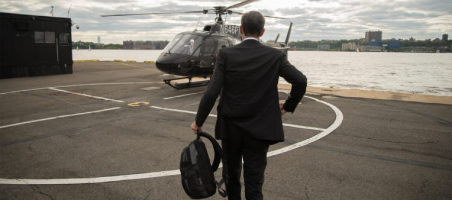 American helicopter app takes service to Mumbai