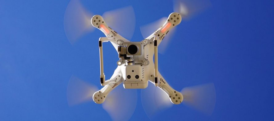 Commercial US drone market to grow to four times its present size by 2022.