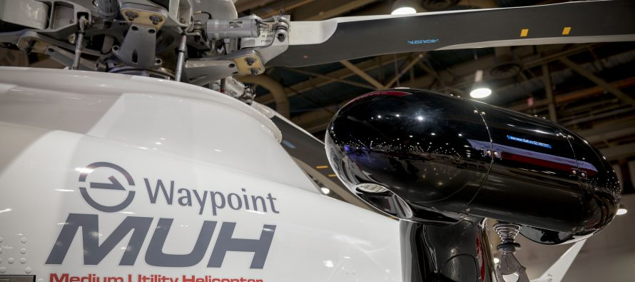 Heli Expo 2018: Talking to Waypoint Leasing CEO Hooman Yazhari