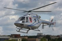 Russian Helicopters delivered the first Ansat helicopter in medical configuration