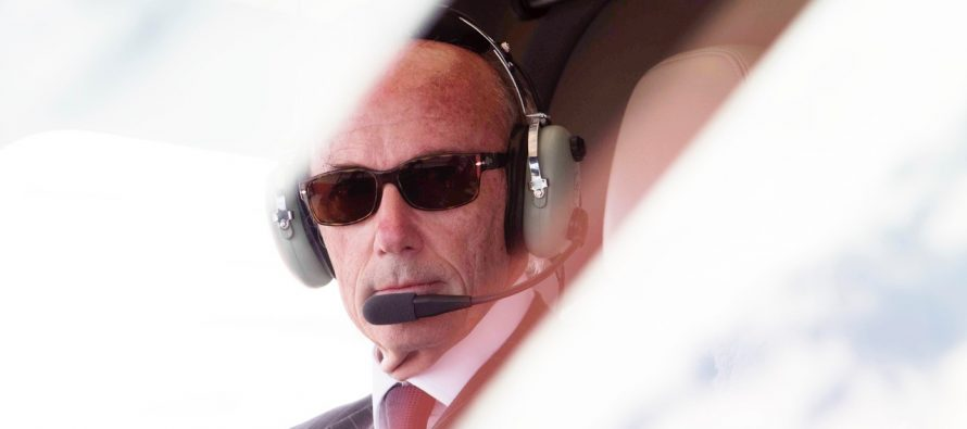 EBACE Interview: Philip Queffelec on buyer trends and Switzerland's helicopter market