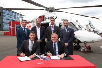 Two new orders for Leonardo at Farnborough