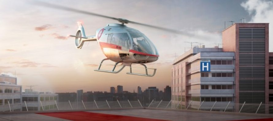 Kopter's SH09 perfectly suited for Helicopter Emergency Medical Services