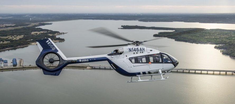 Airbus to deliver first Canadian H145 in EMS configuration