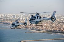 Airbus delivers first H135 with Helionix in police configuration to Brazilian Ciopaer