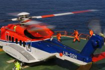 CHC secures new offshore contract with OMV