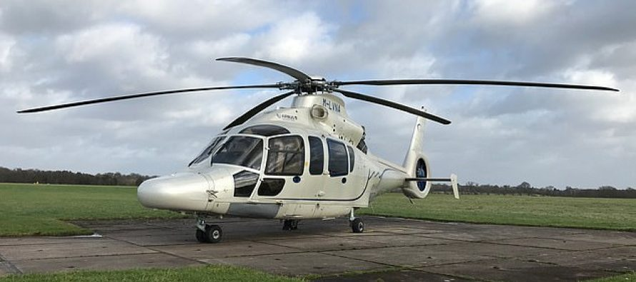 Eurocopter seized and sold in UK's largest divorce settlement