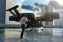 Bell reveals the 'Nexus' VTOL
